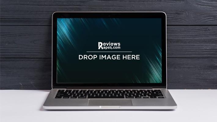 Keyboard Mockup Psd Free Download