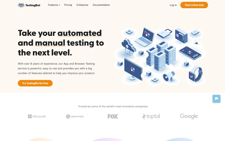 TestingBot - Cross-Browser Testing Tools