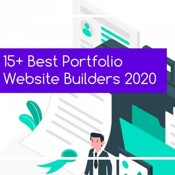 Best Portfolio Website Builders 2021