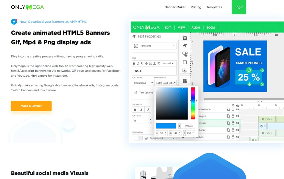 20 New Online Html5 Tools For Web Designers