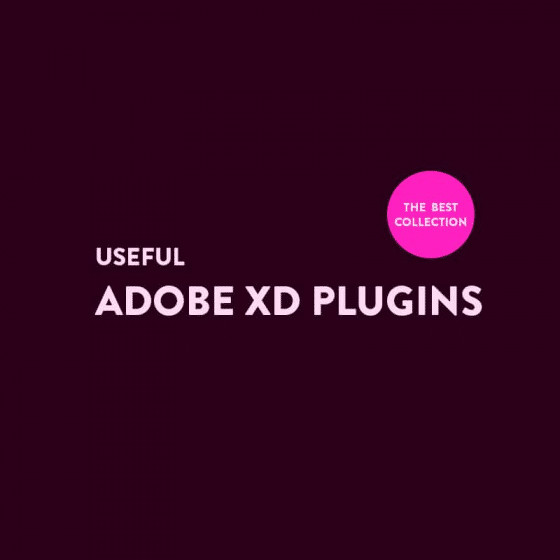 Useful Adobe Xd Plugins