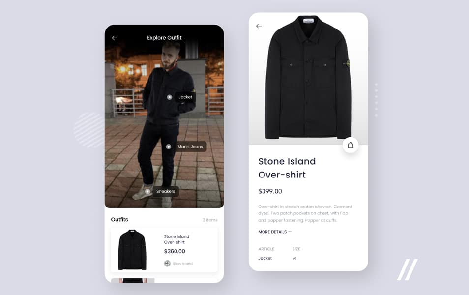 Clothes Recognition App