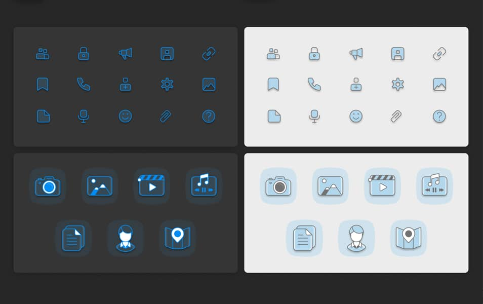 FREE Figma Icons Pack