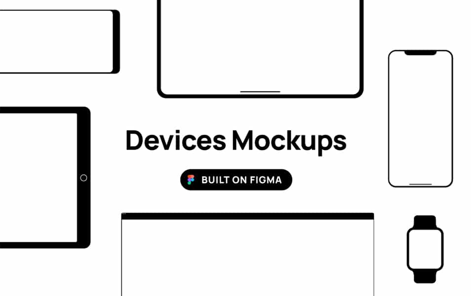 Figma Devices Mockup