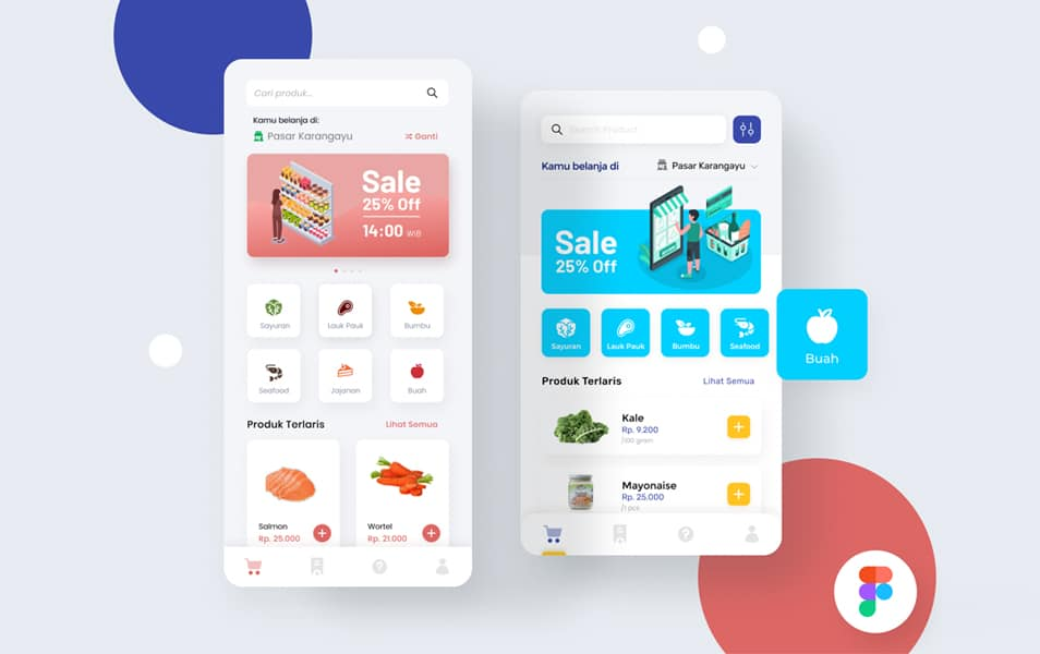 Marketplace Mobile App