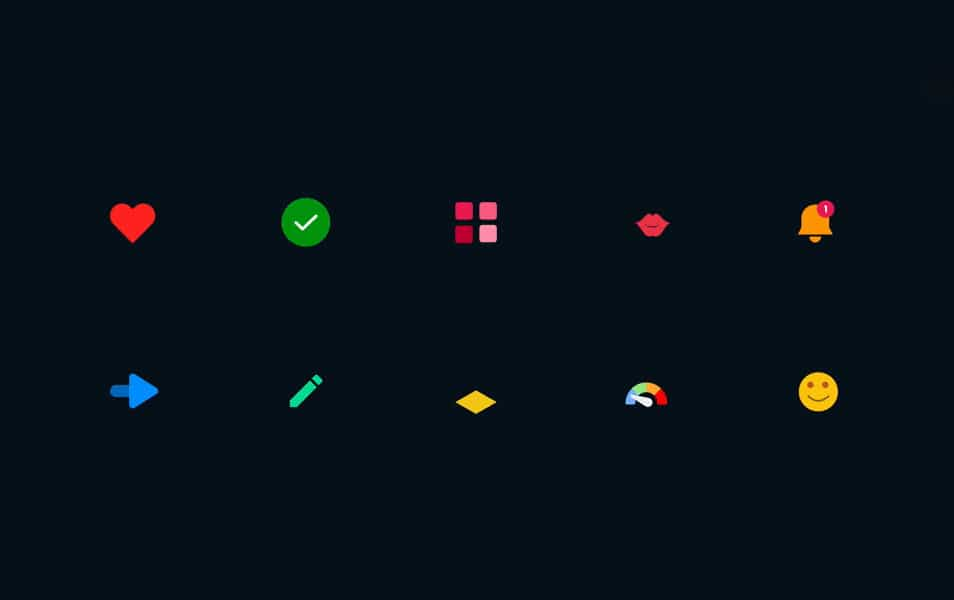10 Free Figma Animated Icons