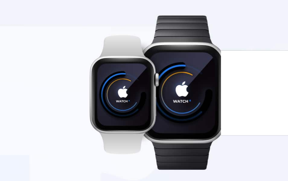 Apple Watch Figma Mockup