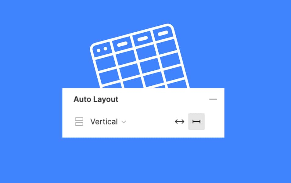 Auto Layout Table UI
