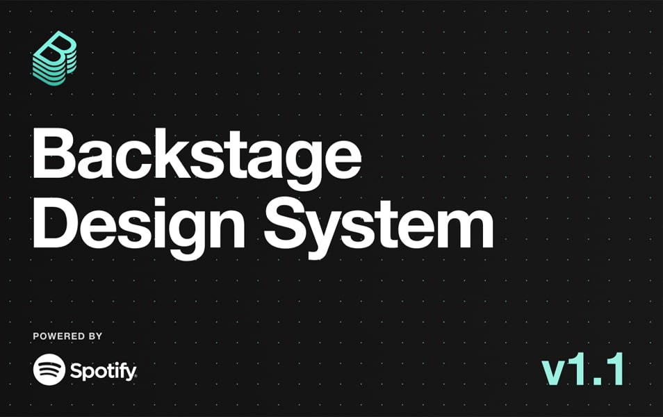 Backstage Design System