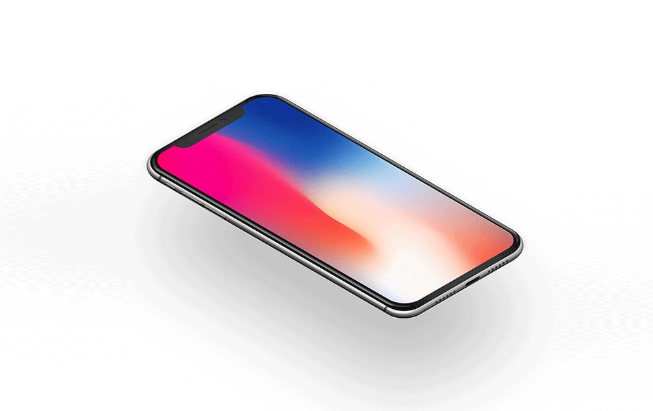 Isometric iPhones for Figma