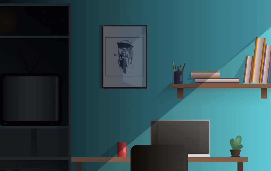 Room | Flat illustration