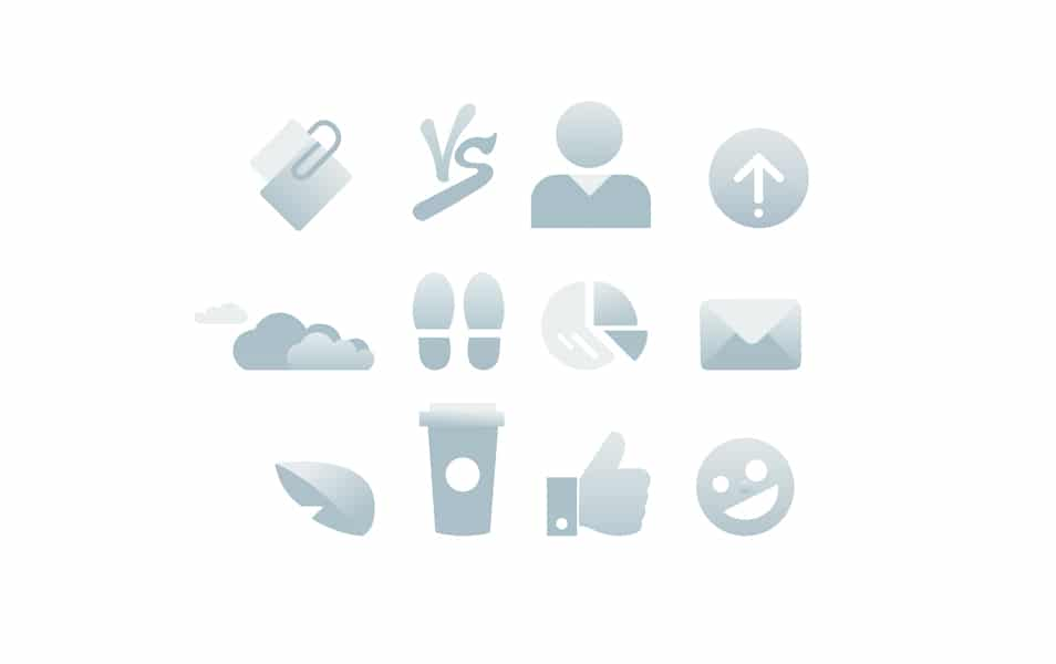 Simple Icons for Free Figma