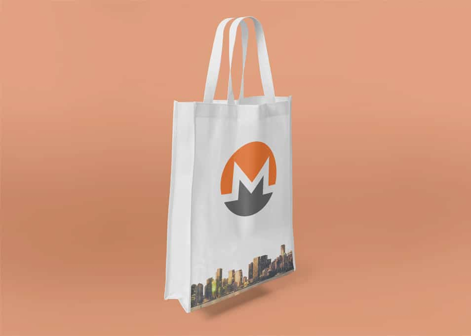 Free New Tote Bag Mockup