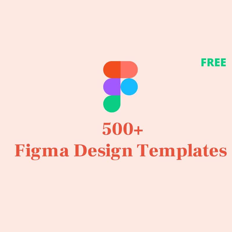The Ultimate Collection Of 500+ Free Figma Templates 1