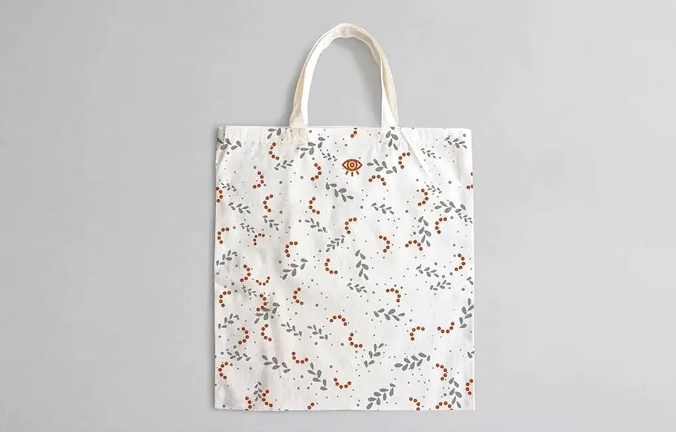 Shopper Bag Mockup