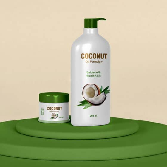 Free Spa Cosmetics Conditioner & Cream Jar Mockup PSD