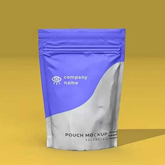 Plastic Packaging Mockup